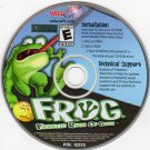 F.R.O.G. (Frantic Rush Of Green) (PC-CD, 2004) for Win 98/ME/XP - NEW in SLEEVE