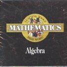 Mathematics Algebra PC-CD for Windows - NEW CD in SLEEVE