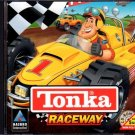 Tonka Raceway (Ages 5+) (PC-CD, 1999) for Windows 95/98 - NEW CD in SLEEVE