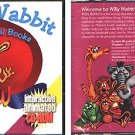Willy Wabbit & His Magical Books (PC/MAC-CD, 1994) - NEW CD in SLEEVE