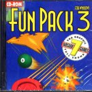 Fun Pack 3 for Windows (PC-CD, 1994) for Windows - New in SLEEVE