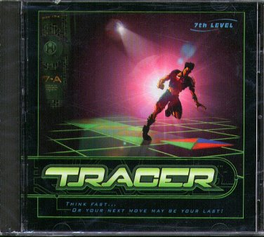 TRACER (PC-CD, 1996) for Windows by 7th Level - NEW CD in SLEEVE