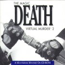 The Magic Death: Virtual Murder 2 (PC-CD, 1993) for Windows - NEW CD in SLEEVE