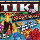 TIKI BOOM-BOOM (PC-CD, 2006) for Windows 98/Me/2000/XP - NEW FACTORY SEALED