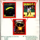Sport's Best - Three Exciting Games (PC-CD, 1993) for DOS - NEW CD in SLEEVE