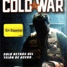 COLD WAR: Solo Detras Del Telon De Acero (Spanish) PC-CD, 2005 -NEW CD in SLEEVE