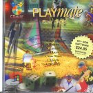 PLAYmate (PC-CD, 1994) for DOS/Windows - NEW CD in SLEEVE