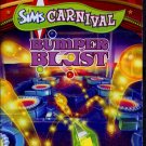 The Sims Carnival: Bumper Blast (PC-CD, 2007) for Windows - NEW CD in SLEEVE