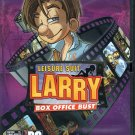 Leisure Suit Larry Box Office Bust (PC-DVD, 2009) - NEW in DVD BOX