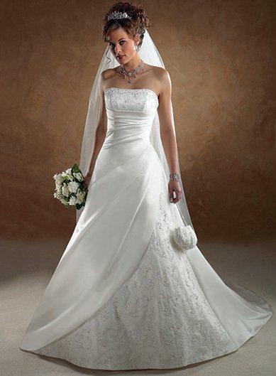 HOT Sexy Corset STYLE Wedding Dress Bridesmaid Bridal Gown Custom