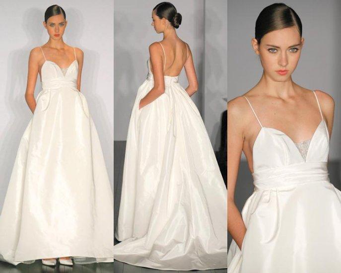 MODEST Style LACE Wedding Dress Bridesmaid Bridal Gown Custom
