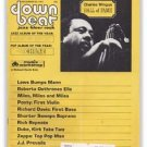 Down Beat - December 23, 1971 - 36th Readers Poll - Mingus Hall of Fame