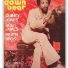Down Beat - October 23, 1975 - Quincy Jones Cover