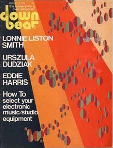 Down Beat - January 15, 1976 - Lonnie Liston Smith - Urszula Dudziak