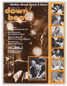 Down Beat - March 4, 1971 - Billy Taylor cover