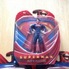 "2013 Man of Steel Deluxe Figure ""Superman"" MOC c8.5+"