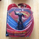 "2013 Man of Steel Deluxe Figure ""Zod"" MOC c8.5+"