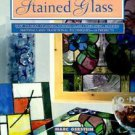 Free Ship ~ STAINED GLASS 10 Projects SC Book MARK GERSTEIN/LYNETTE WRIGLEY ~ L/N