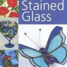Free Ship ~ STAINED GLASS The Aspiring Artist's Studio HAIM RAZ Book HC/DJ ~ New