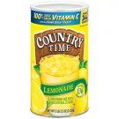 Country Time Lemonade 84 quarts