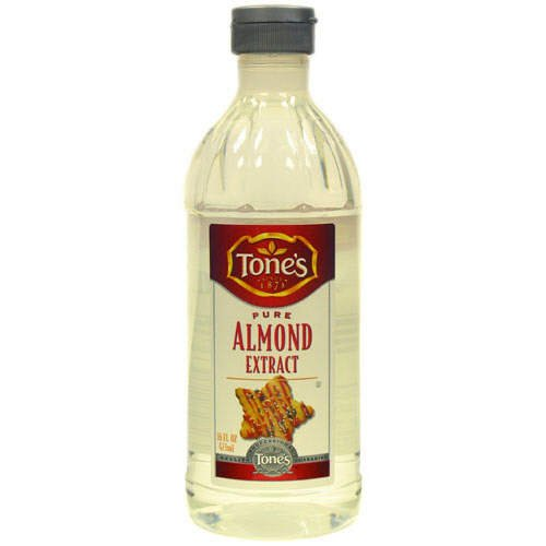 Tone's Pure Almond Extract 16 oz