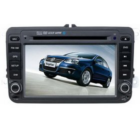 7 Inch 2 DIN Car DVD Player HL-8722GB Special for Volkswagen