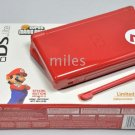 Chilli Red Mario NDSL Special Limited Edition