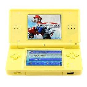 Nintendo NDSL -  Yellow