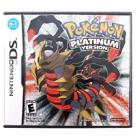 Pokeman - Platinum Edition