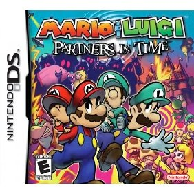 Mario & Luigi:  Partner in Time