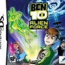 Ben 10: Alien Force (Nintendo DS, 2008)