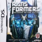 Transformers: Revenge of the Fallen -- Autobots (Nintendo DS, 2009)