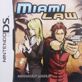 Miami Law (Nintendo DS, 2009)