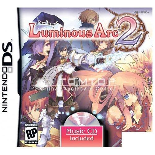 Luminous Arc 2 (Nintendo DS, 2008)