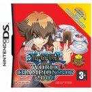 Yu-Gi-Oh! World Championship 2008 (Nintendo DS, 2007)