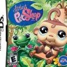 Littlest Pet Shop: Jungle (Nintendo DS, 2008)