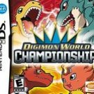 Digimon World Championship (Nintendo DS, 2008)