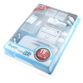 16 in1 super travel kit for Nintendo NDSi