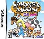 Harvest Moon DS Cute (Nintendo DS, 2008)