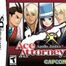 Apollo Justice: Ace Attorney (Nintendo DS, 2008