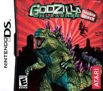 Godzilla: Unleashed Double Smash (Nintendo DS, 2007)