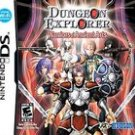 Dungeon Explorer: Warriors of Ancient Arts (Nintendo DS, 2008)