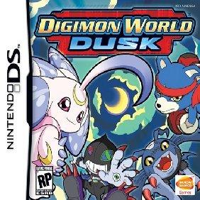 Digimon World: Dusk (Nintendo DS, 2007)