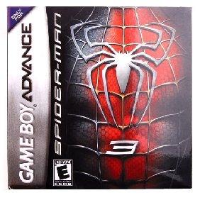 Spider-Man 3 (Game Boy Advance, 2007)