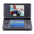 Nintendo DS Lite Entertainment Console + Extra Battery + Silicon Case + Mario Kart DS Game