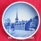 Vintage Danish Aluminia Royal Copenhagen plate 14 2010 BORSEN