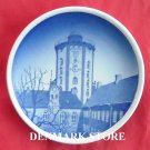 Round Tower Rundetarn Vintage Danish Aluminia Royal Copenhagen Mini Plate 8 2010