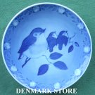 Robin Danish Royal Copenhagen Plate 1982
