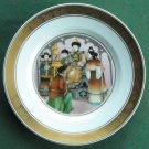 H C Andersen Nightingale Danish Royal Copenhagen Plate