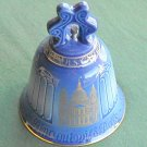 Danish Bing & Grondahl Copenhagen bell Saint Pauls Cathedral London 1977